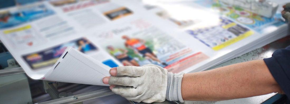Flyer printer insurance