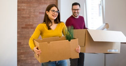 How does moving from an apartment or condo to a house affect my insurance