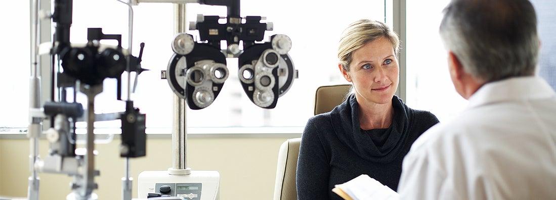 Optometrist professional liability