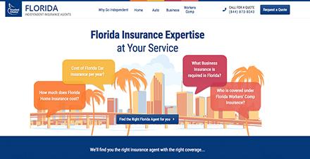 Florida State Web Portal