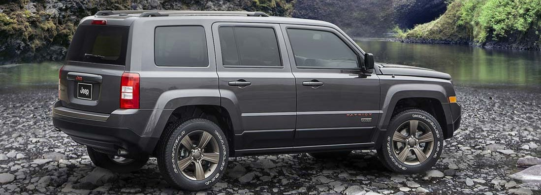 Jeep Patriot Insurance