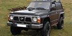 Nissan Patrol Y60