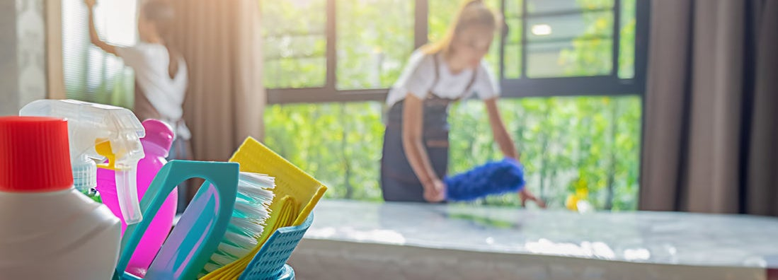 Commercial cleaning service insurance