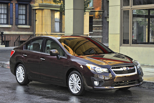 Subaru Imperza 2012