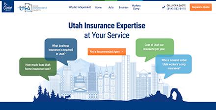 Utah State Web Portal