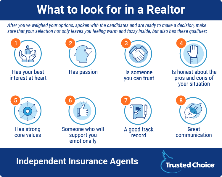 what to look for in a realtor