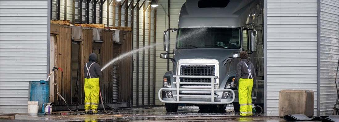Truck Wash Insurance