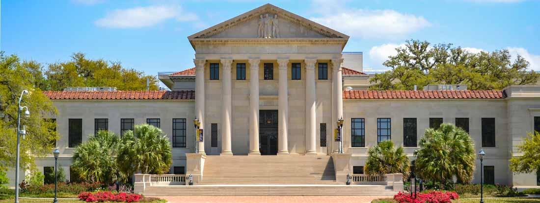 Louisiana State University LSU in Baton Rouge, Louisiana