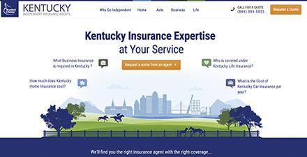 Kentucky State Web Portal