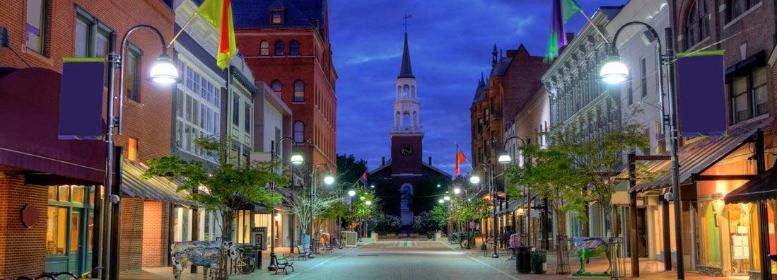 Burlington Vermont business insurance