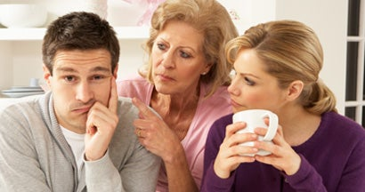 Senior Mother-in-Law Interferring With Couple on Thanksgiving