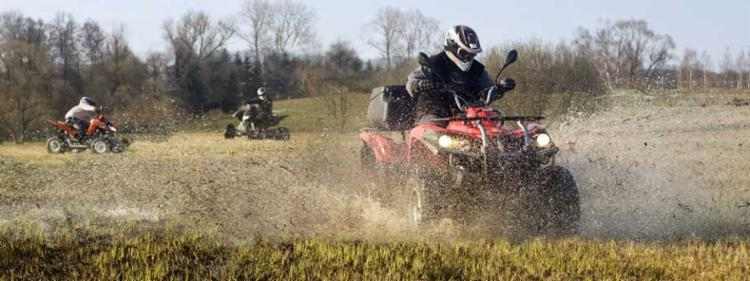 6 ATV Safety Tips Big Game Hunters Should Know