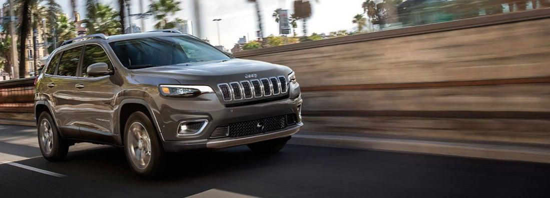 Jeep Cherokee Insurance