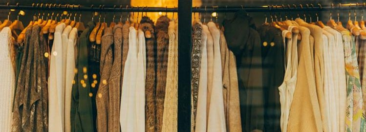 designer clothing rack
