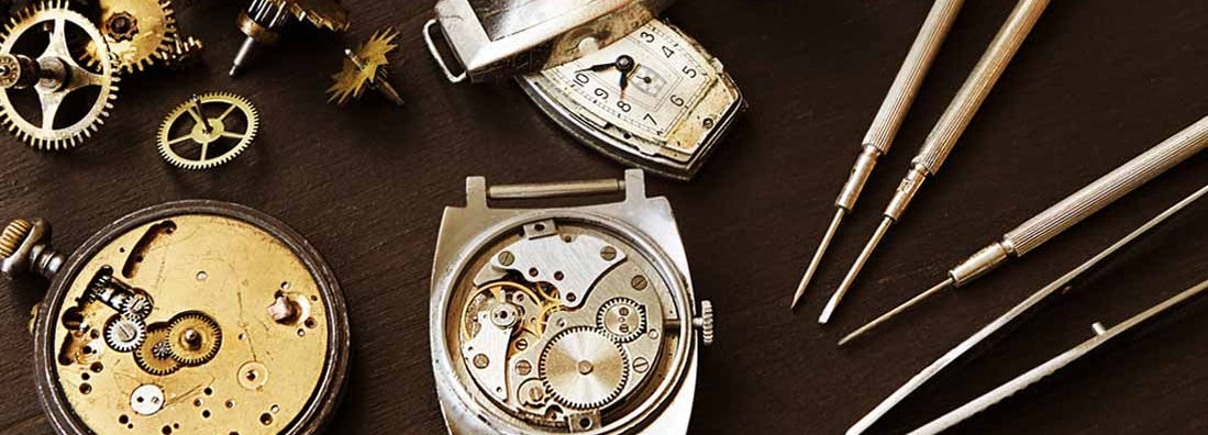 Watch repair shop insurance