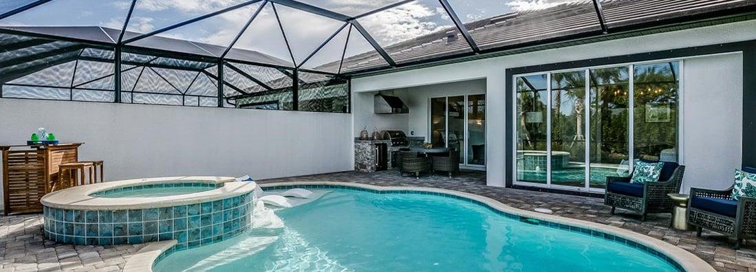 Pool enclosure company insurance