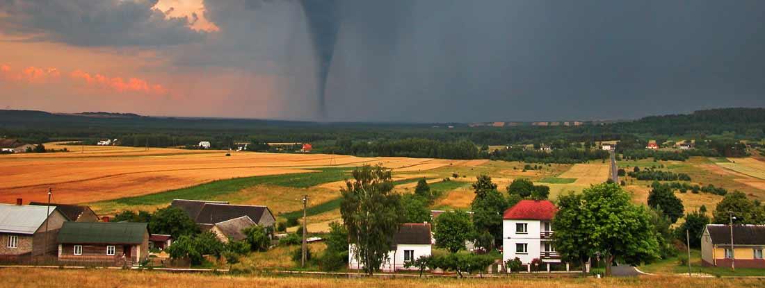 5 steps to take after a tornado