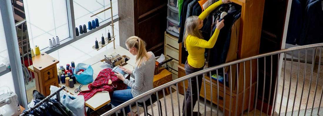 Clothing Alteration Shop