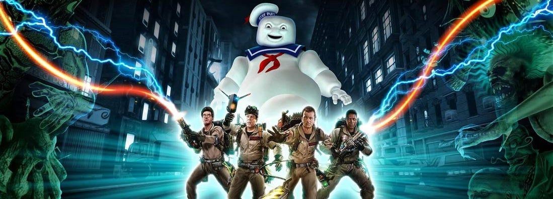 How to insure the Ghostbusters