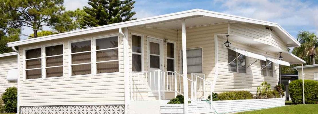 Mobile and Modular Home Insurance