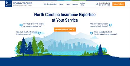 North Carolina State Web Portal