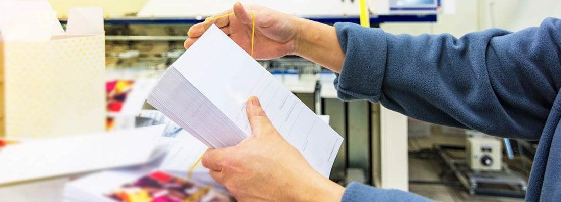 Newsletter printer insurance