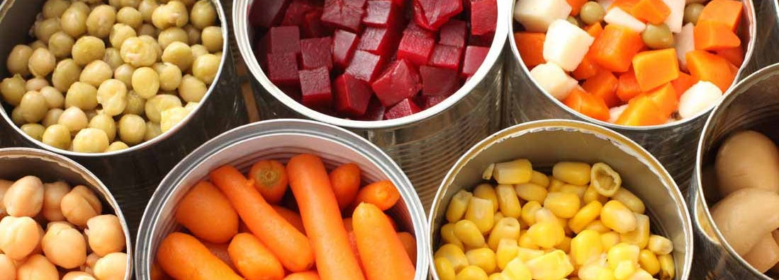 Canned Fruit and Vegetable Manufacturing