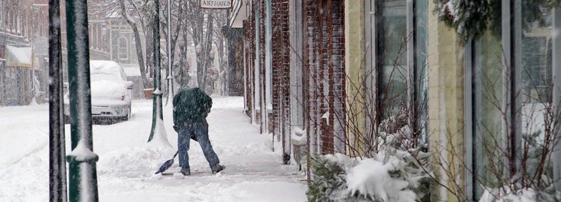 Prepare business for winter