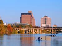 Kayaking in Austin Texas