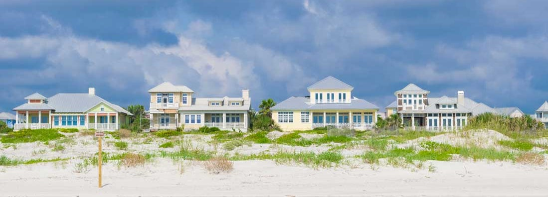 Vacation Beach Houses in Florida