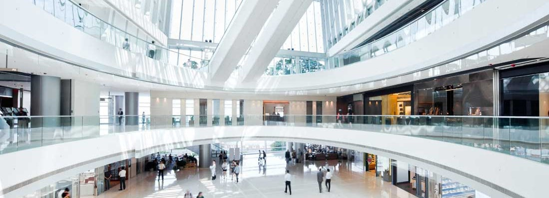 Shopping mall insurance