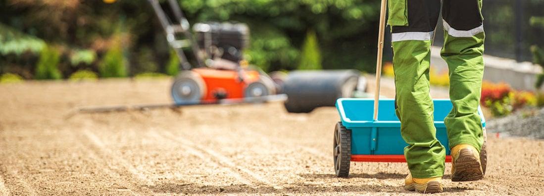 Lawn Seeding Service Insurance