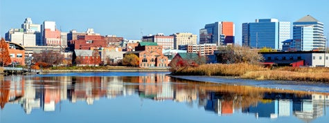 Wilmington is the largest city in the state of Delaware