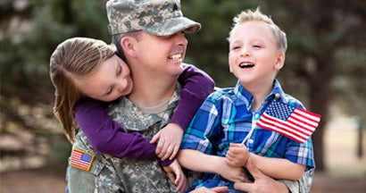 Military and veteran life insurance discounts