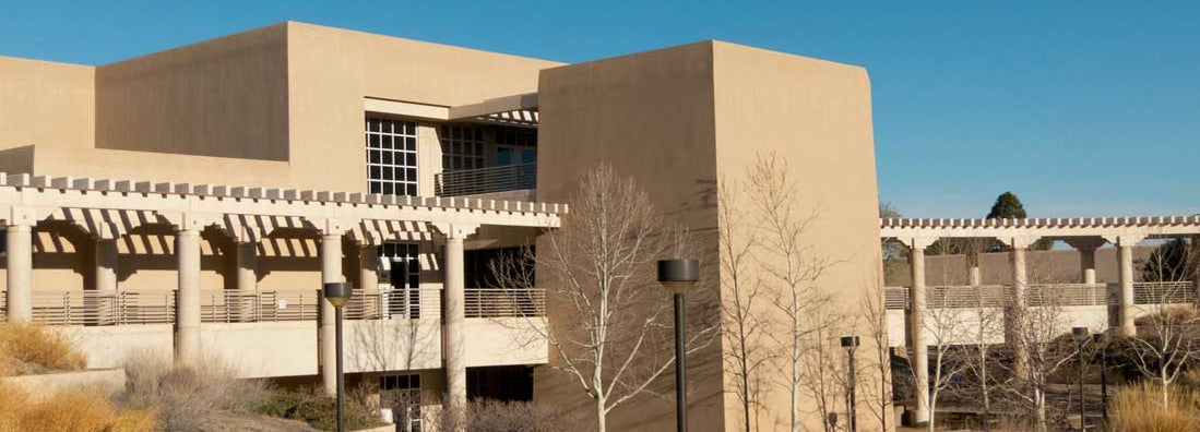 Dane Smith Hall, University of New Mexico