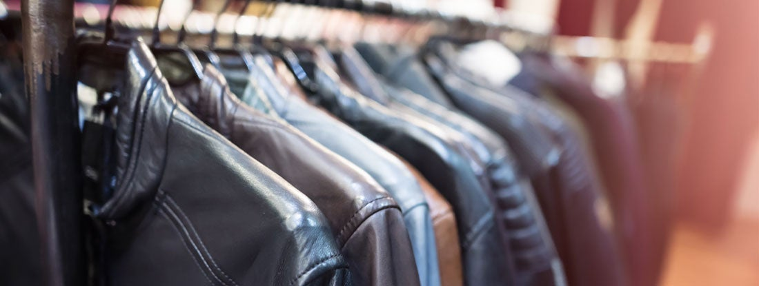 Leather goods store insurance