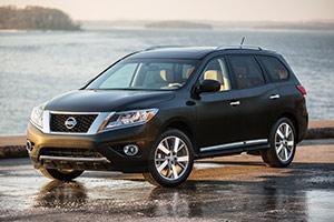Nissan Pathfinder insurance