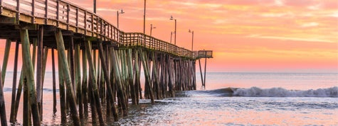Virginia Beach Fishing Pier