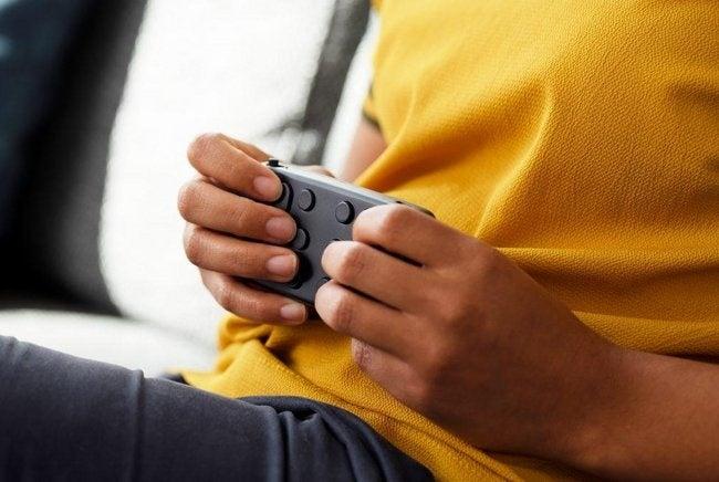 Mobieltje met brailleschrift
