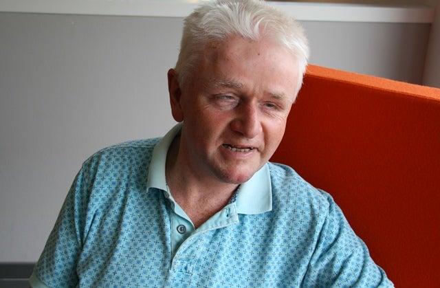 Portret Wim Pierik