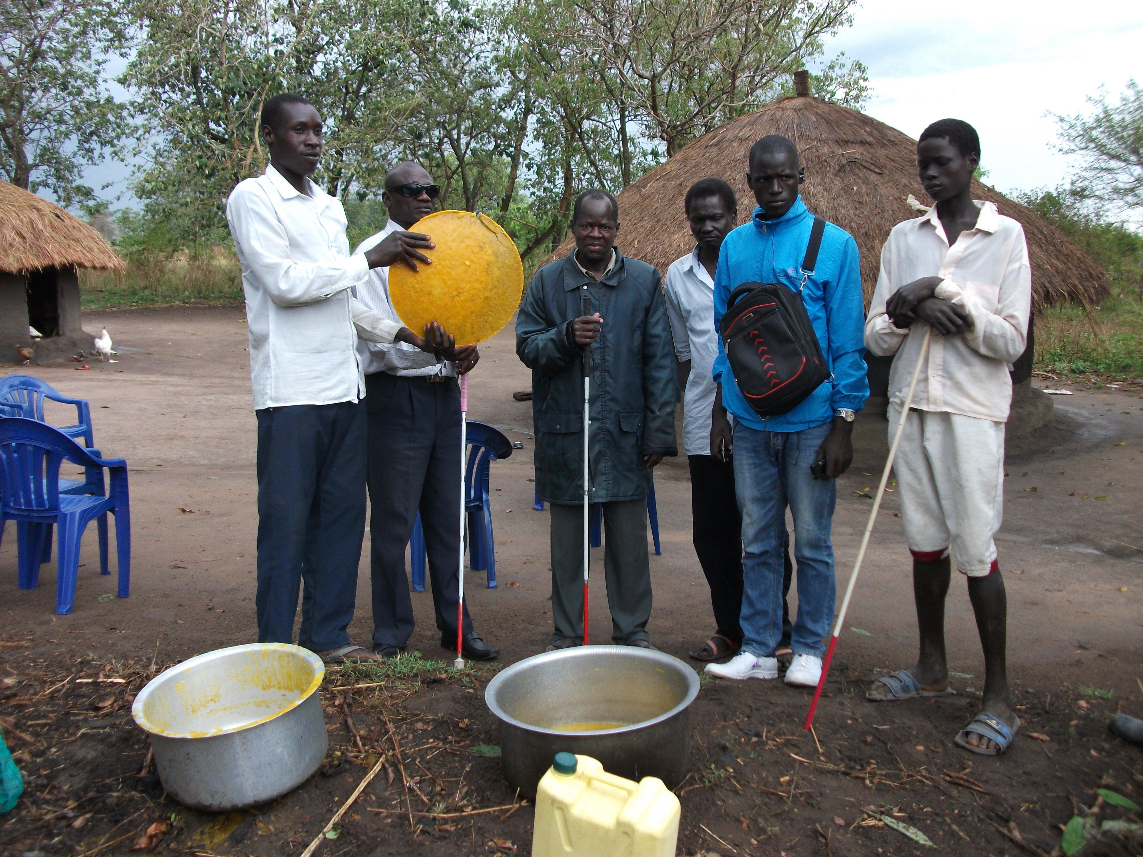 Imkerproject Oeganda