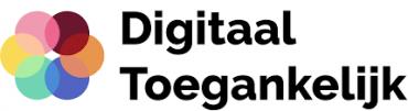 Logo digitaal toegankelijk