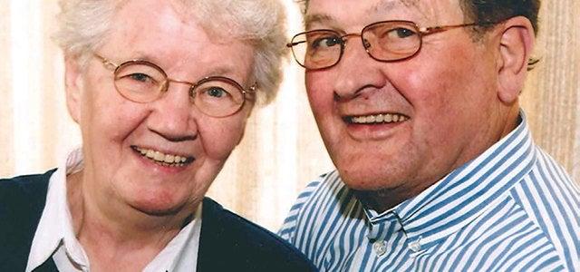 De heer en mevrouw Verstraten uit Mill: 'Wij blijven donateur zo lang als we leven'