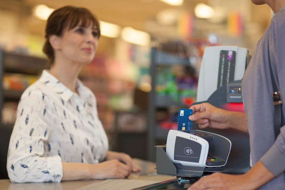 Bancontact in uw winkel