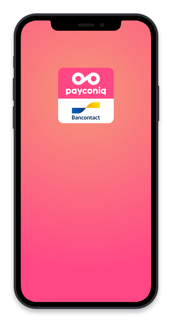 You already have the Payconiq by Bancontact app?
