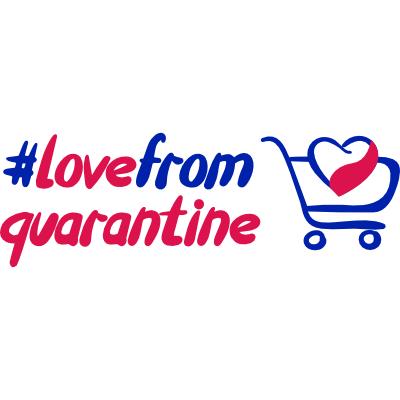 #lovefromquarantine