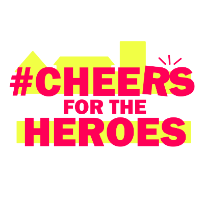 Cheers for the Heroes