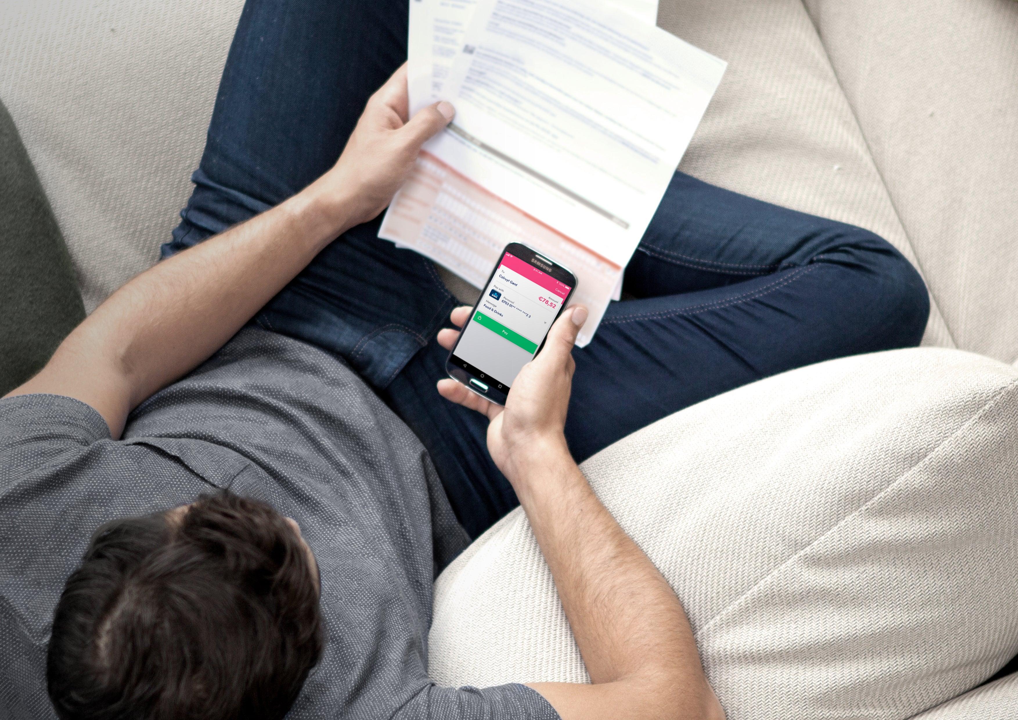 …rekeningen en facturen betalen