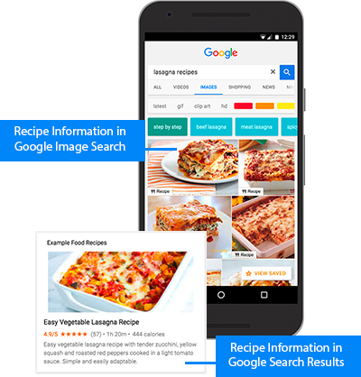 rich search results on mobile - Distinction introduction guide to structured data