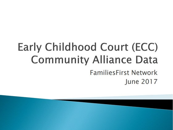FFN Early Childhood Court Data